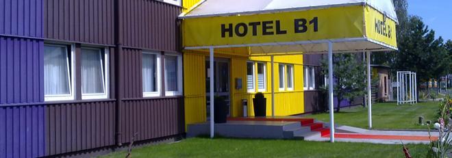 Hotel B1 - Berlin - Toà nhà