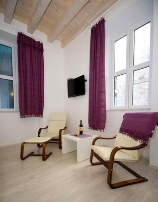 Luxury X-Rooms & Apartments Old Town - Dubrovnik - Living room