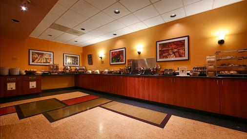 Executive Inn by the Space Needle - Seattle - Food