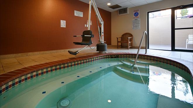 The Loyal Inn - Seattle - Bể bơi