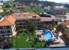 Aparthotel Atlántico Resort - Sanxenxo - Rakennus