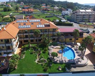 Aparthotel Atlántico Resort - Sanxenxo - Gebäude