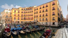 Albergo Cavalletto & Doge Orseolo - Venise - Bâtiment