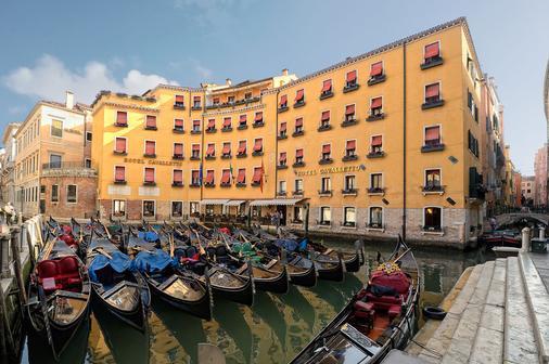 Albergo Cavalletto & Doge Orseolo - Venetsia - Rakennus