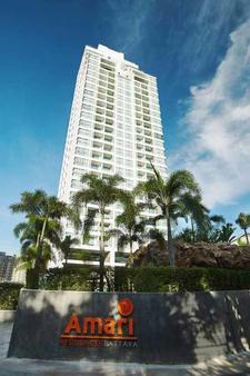 Amari Residences Pattaya - Pattaya - Building