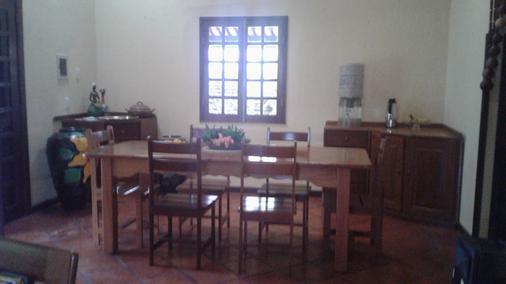 pousada Bianca - Beberibe - Dining room