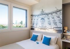 米蘭賽尼斯加里波第酒店 - 米蘭 - 米蘭 - 臥室