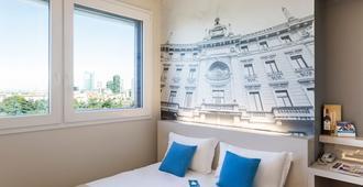 B&B Hotel Milano Cenisio Garibaldi - Milano - Soverom