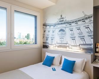 B&B Hotel Milano Cenisio Garibaldi - Мілан - Bedroom
