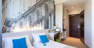 B&B Hotel Milano Cenisio Garibaldi - Milan - Bedroom