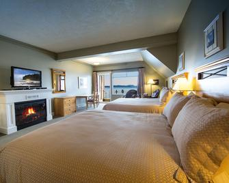 Sidney Waterfront Inn - Sidney - Bedroom