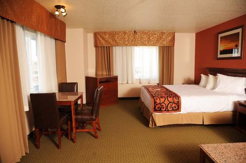 Ramada by Wyndham Elko Hotel at Stockmen's Casino - Elko - Makuuhuone