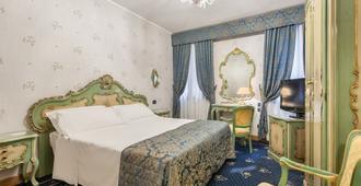Hotel Montecarlo - Venetsia - Makuuhuone
