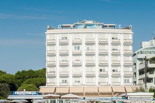Hotel Acapulco - Milano Marittima - Building