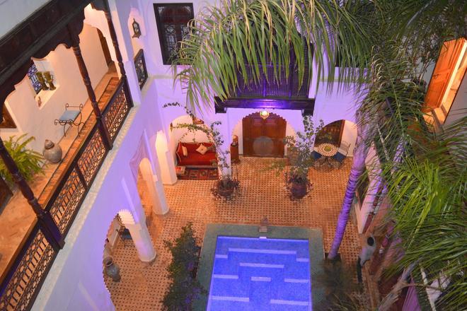 Riad Ghali & Spa - Marrakesh - Outdoors view