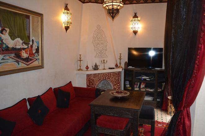 Riad Ghali & Spa - Marrakesh - Lounge