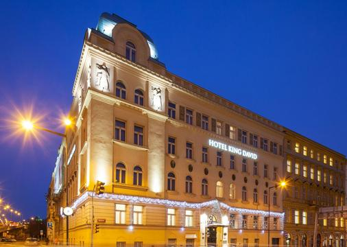 Kosher Hotel King David Prague - Prague - Building