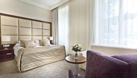 Kosher Hotel King David Prague - Prague - Bedroom
