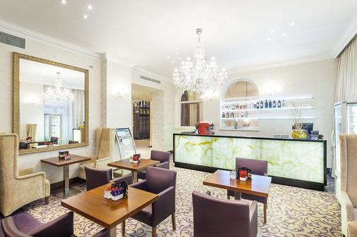 Kosher Hotel King David Prague - Prague - Front desk