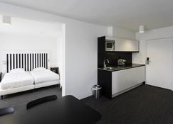 Hotel Bommelje - ดอมเบิร์ก - ห้องนอน