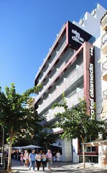 阿拉美達酒店 - 貝尼多姆 - 建築