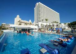 Riu Palace Antillas Adult Only - Noord - Piscina