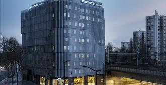 Novotel Suites Paris Expo Porte de Versailles - Paris - Building