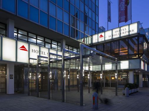 Austria Trend Hotel Schillerpark - Linz - Rakennus