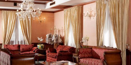 Grand Hotel Gianicolo - Ρώμη - Σαλόνι ξενοδοχείου
