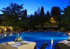 Grand Hotel Gianicolo - Rome - Pool