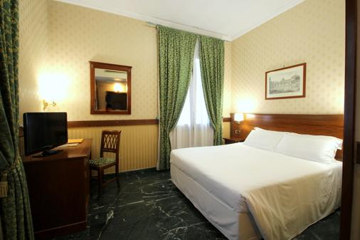 Grand Hotel Gianicolo - Rome - Bedroom