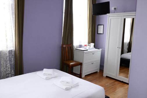 The Black Lion - London - Bedroom