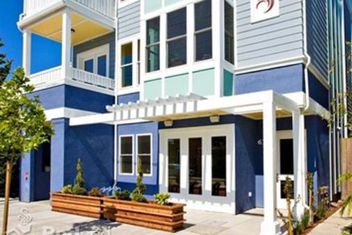 Pacific Blue Inn - Santa Cruz - Building