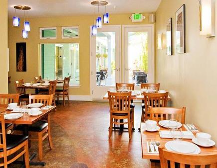 Pacific Blue Inn - Santa Cruz - Restaurant