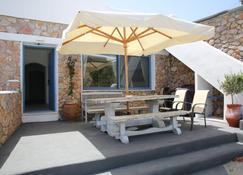 Odysseys House - Fira - Patio