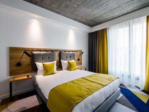 Lwowska 1 - Krakow - Bedroom