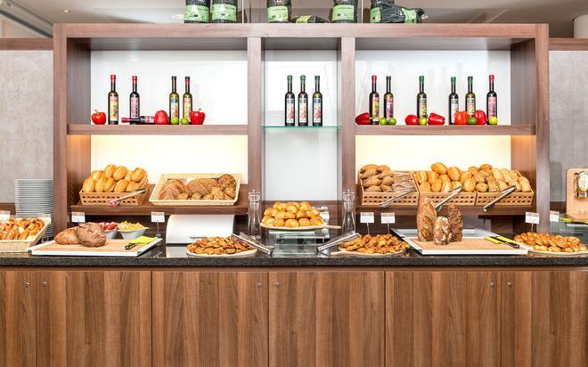 不來梅機場智選假日酒店 - 布萊梅 - 不來梅 - 自助餐