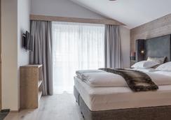 Hotel Castello Falkner - Sölden - Habitación