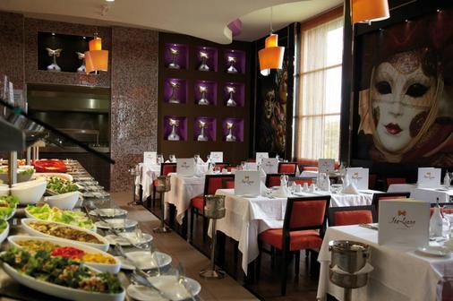 Riu Palace Peninsula - Cancún - Food