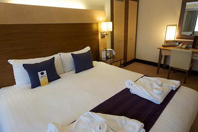 Princess St. Hotel - Manchester - Phòng ngủ