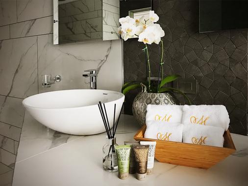 Makanda by The Sea Hotel - Adults Only - Manuel Antonio - Bathroom