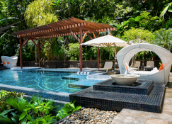 Makanda by The Sea Hotel - Adults Only - Manuel Antonio - Basen