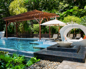 Makanda by The Sea Hotel - Adults Only - Manuel Antonio - Piscina