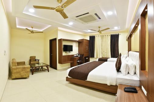 Hotel Amritsar International - Amritsar - Bedroom