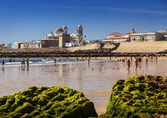 Occidental Cádiz - Cadiz - Beach