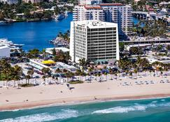 Courtyard by Marriott Fort Lauderdale Beach - Fort Lauderdale - Building