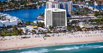 Courtyard by Marriott Fort Lauderdale Beach - Fort Lauderdale - Edificio
