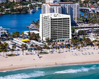 Courtyard by Marriott Fort Lauderdale Beach - Форт-Лодердейл - Building