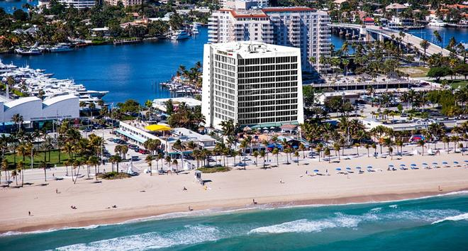 Courtyard by Marriott Fort Lauderdale Beach - Fort Lauderdale - Rakennus