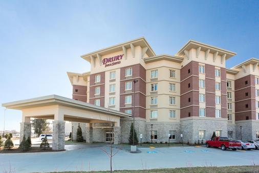 Drury Inn & Suites Louisville North - Louisville - Building